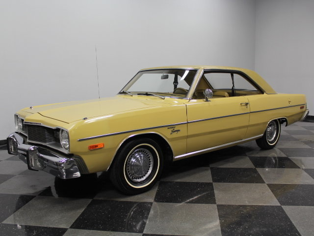 1975 dodge dart swinger № 143206
