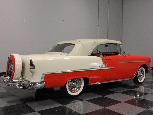 1955 Chevrolet Bel Air | Streetside Classics - The Nation ...
