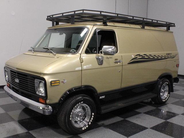 1976 Chevrolet G10