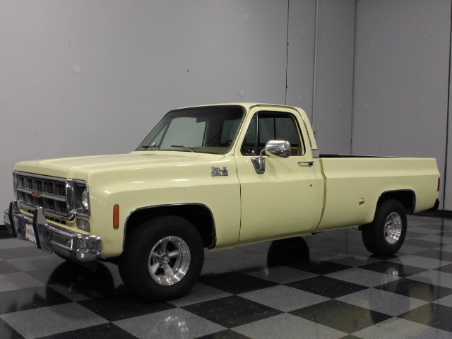 1978 GMC High Sierra