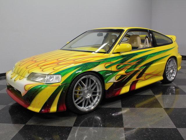 1991 Honda CRX