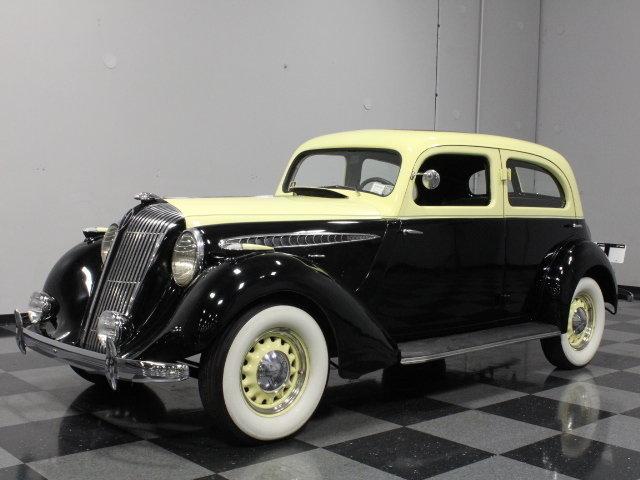 1936 Hupmobile 618