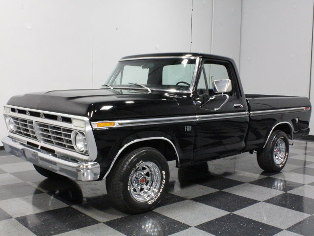 1973 Ford F-100