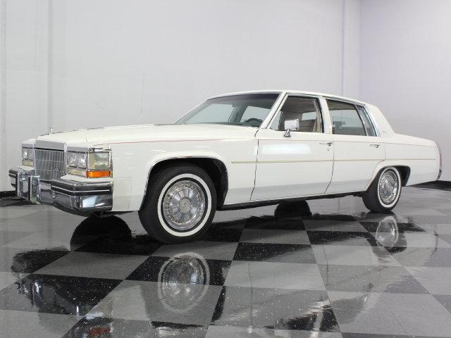 1984 Cadillac Sedan DeVille