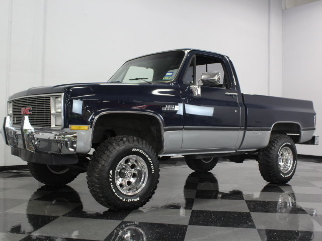 1984 GMC High Sierra