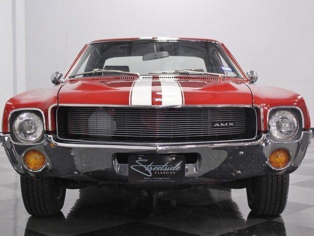 1969 amc amx streetside classics the nation 39 s top for Matador motors wolfforth tx
