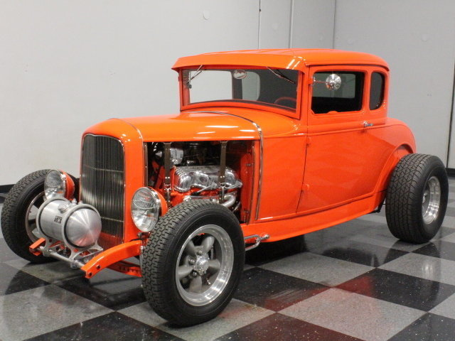 1930 Ford 5 Window Coupe