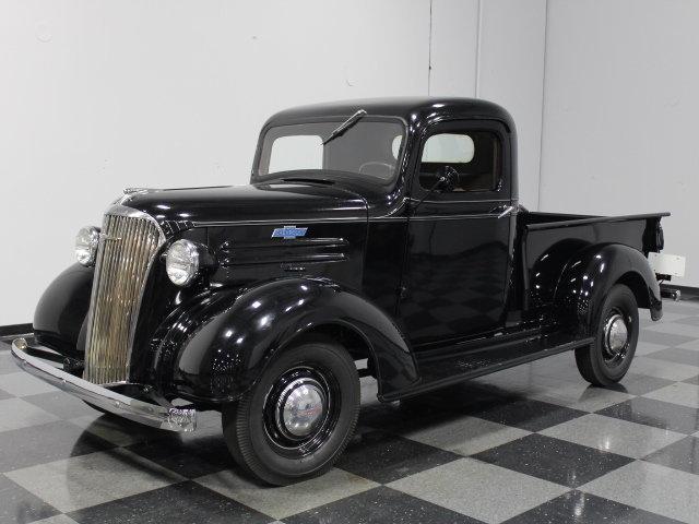 1937 Chevrolet GC