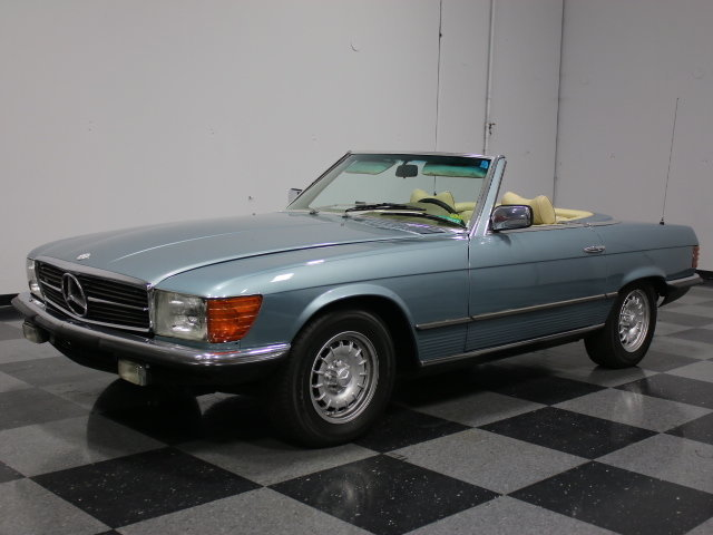 1977 Mercedes-Benz 350SL