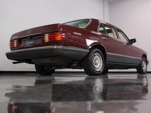 1985 mercedes benz 500 streetside classics classic for Mercedes benz of dallas fort worth