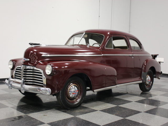 1942 Chevrolet Coupe