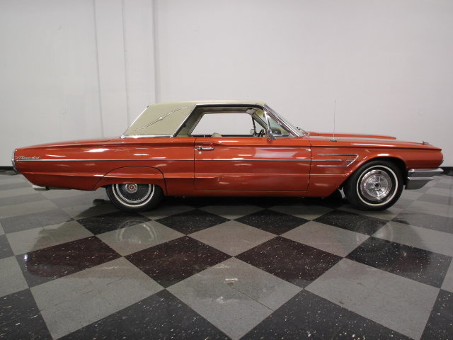 1965 Ford Thunderbird | Streetside Classics - The Nation's ...