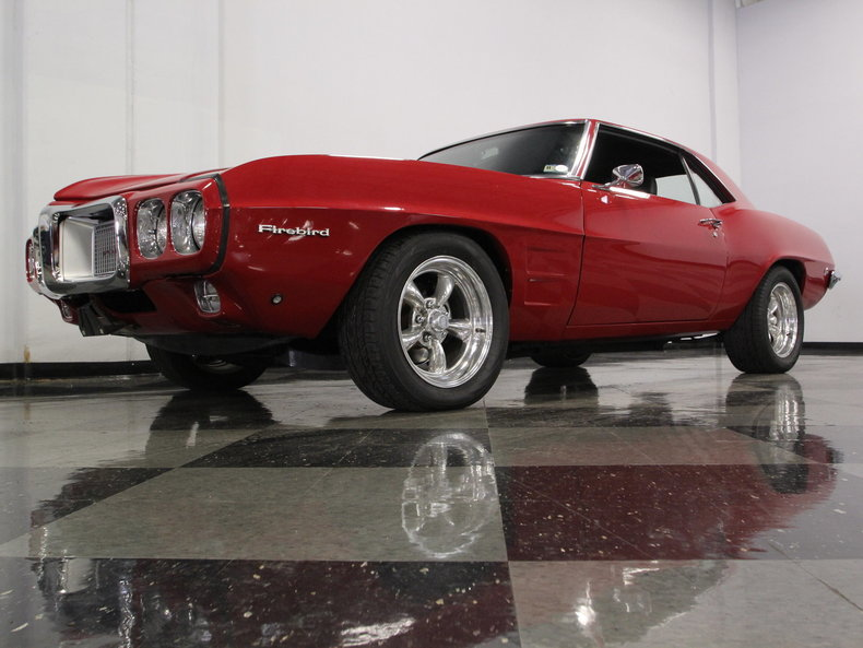 1969 pontiac firebird streetside classics the nation 39 s for Matador motors wolfforth tx