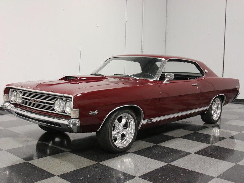 Ford Fort Worth >> 1968 Ford Torino | Streetside Classics - Classic & Exotic Car Consignment Dealer