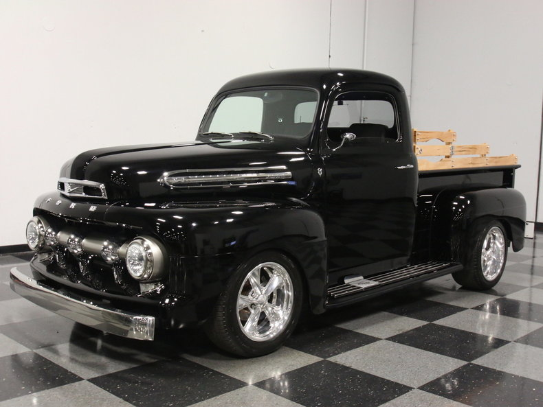 1952 ford f 100 ebay. Black Bedroom Furniture Sets. Home Design Ideas