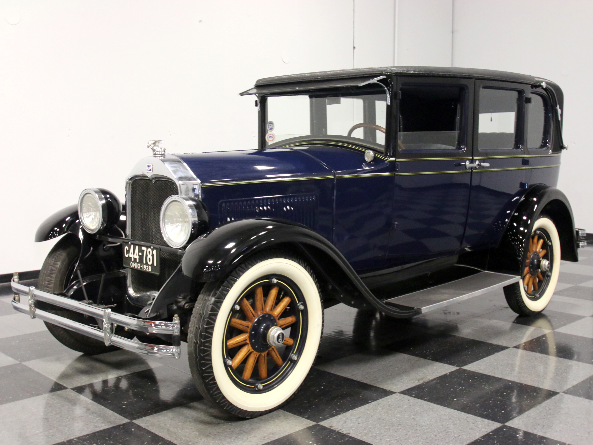 1928 Buick Town Brougham Streetside Classics The Nation S Top Consignment Dealer Of Classic