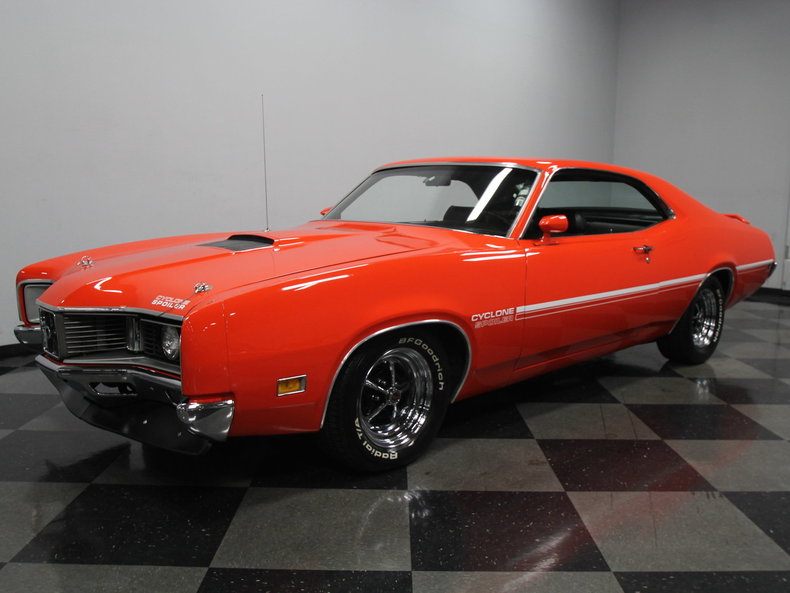 1970 Mercury Cyclone Tribute