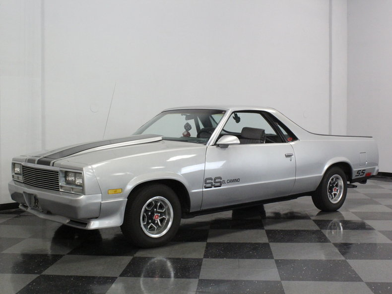 1986 Chevrolet El Camino  Streetside Classics  The Nations Top