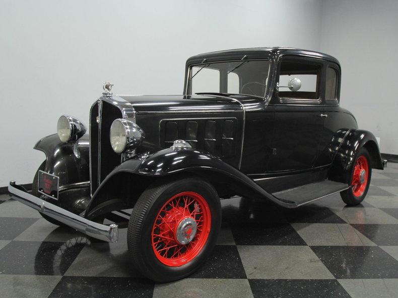 1932 Pontiac 5-Window
