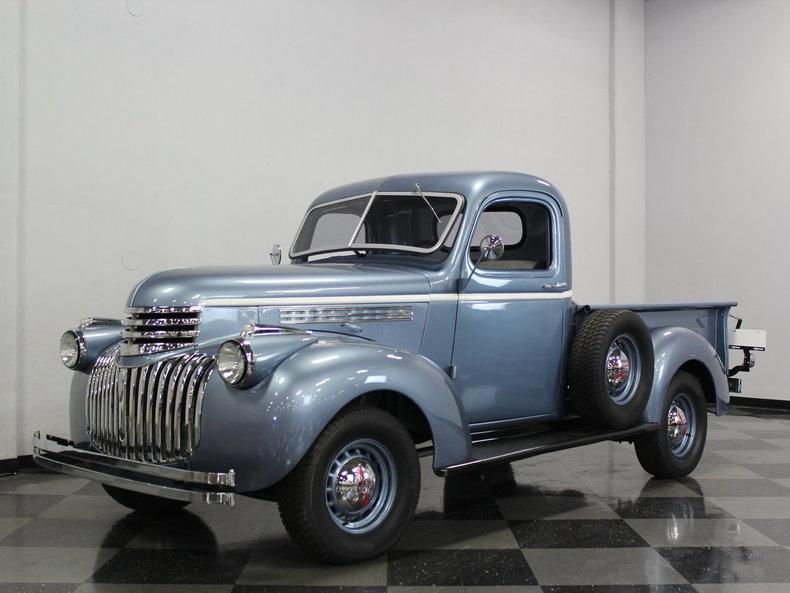 1945 Chevrolet 1/2 Ton Pickup