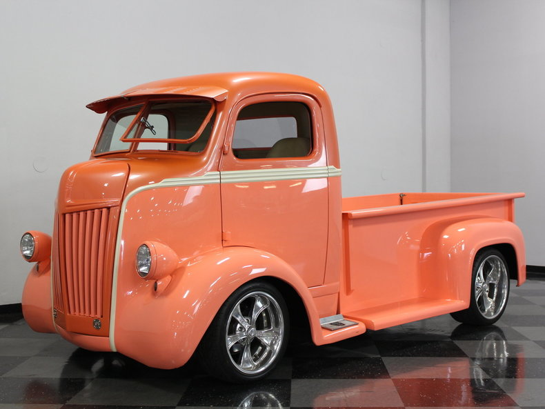 1947 Ford Cabover Streetside Classics The Nation S Top