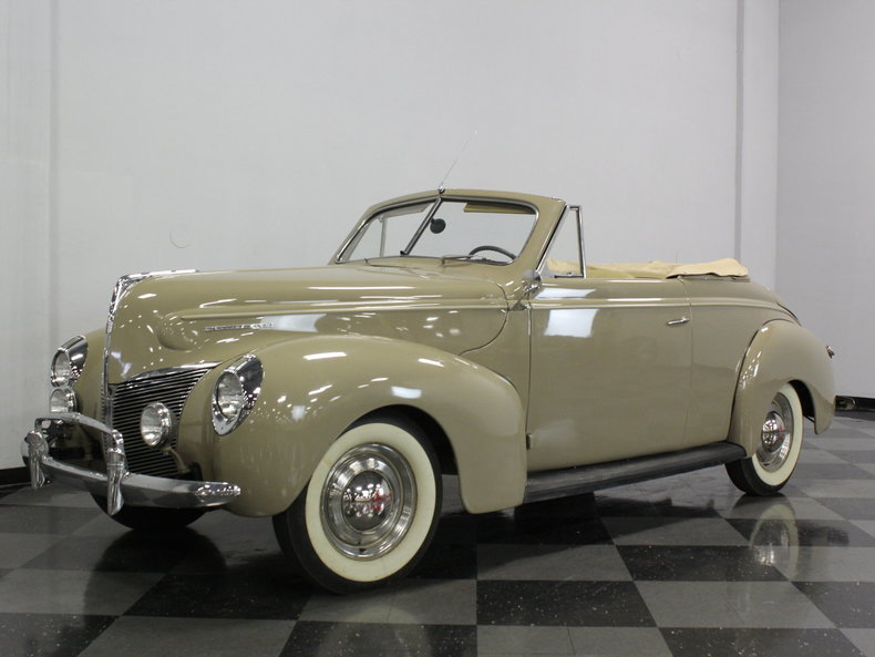 1940 Mercury Eight