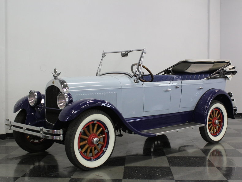 1925 Chrysler B70 Phaeton