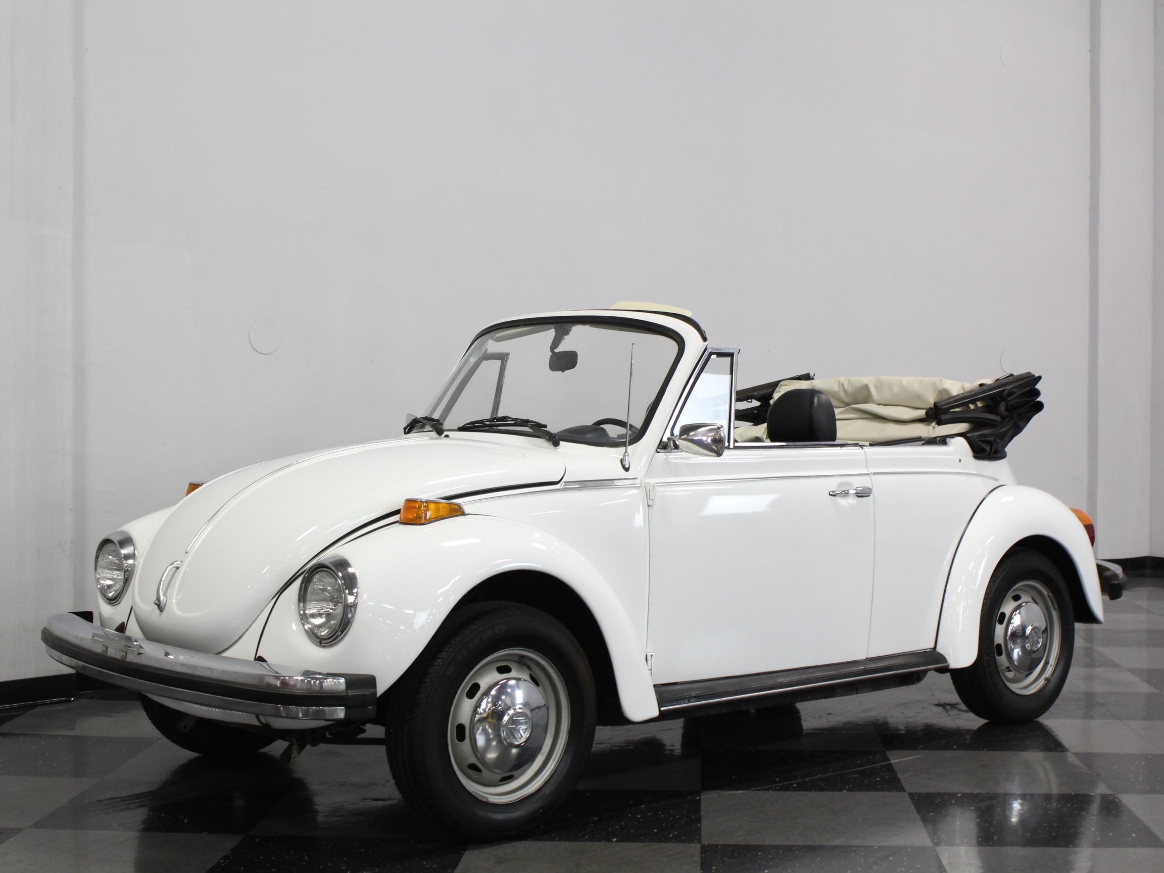 1978 Volkswagen Super Beetle Streetside Classics The