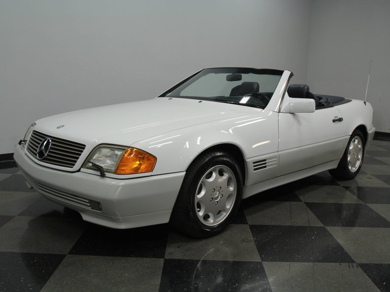 1992 Mercedes-Benz 500SL