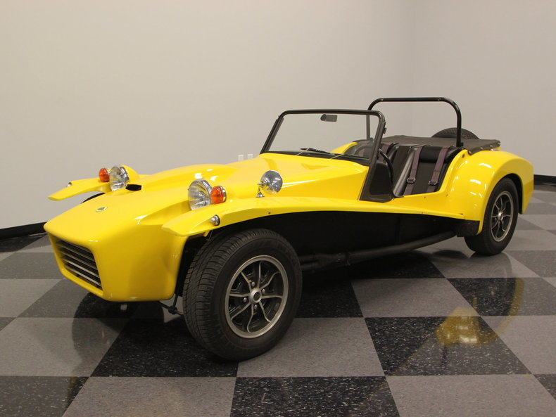 1972 Lotus Super Seven