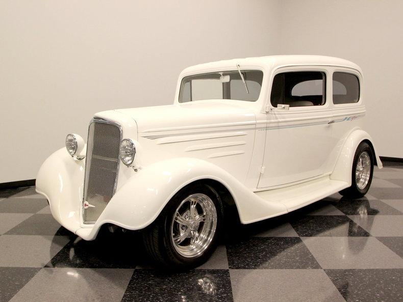 1934 Chevrolet Deluxe