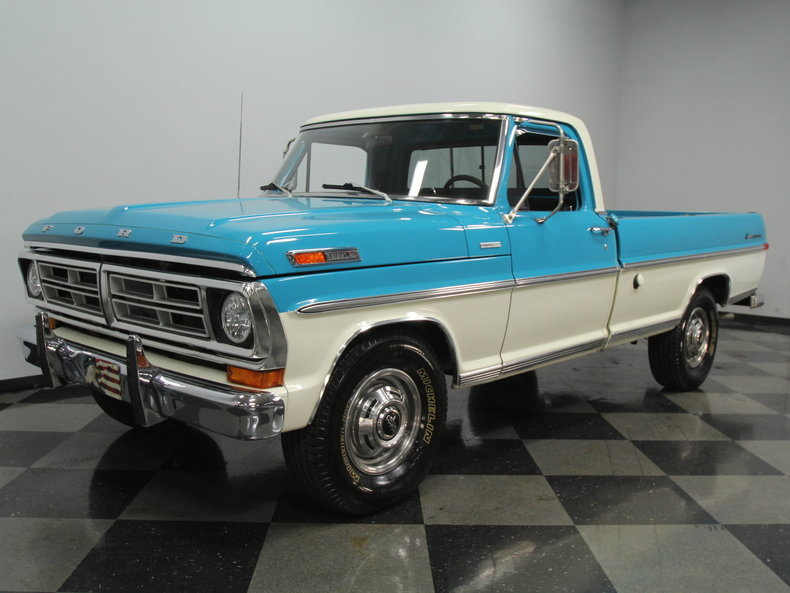 1972 Ford F 250 Streetside Classics The Nation S Top
