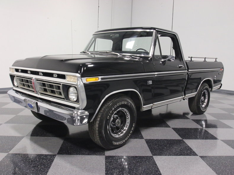 1976 Ford F-100