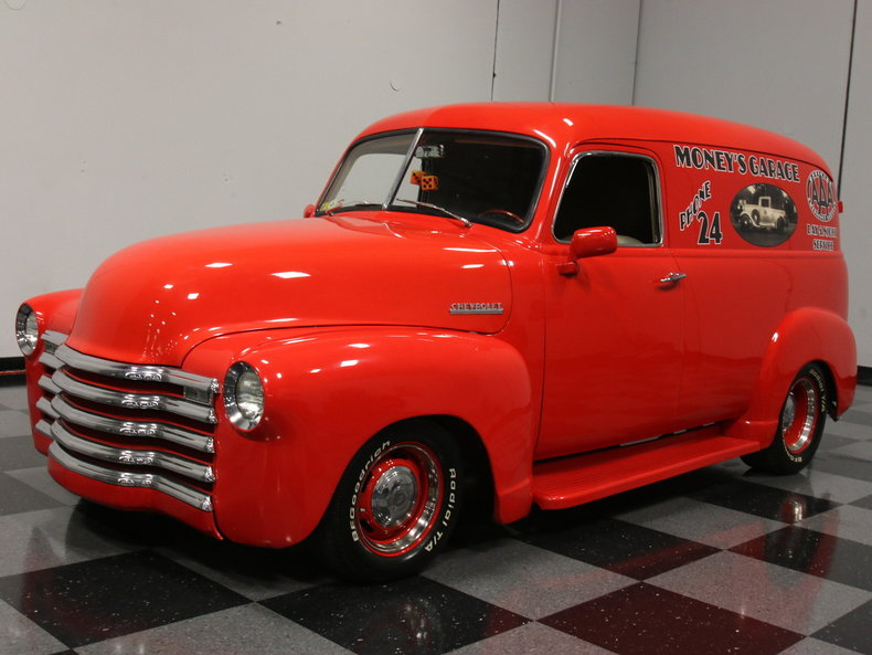 1951 Chevrolet Panel Delivery