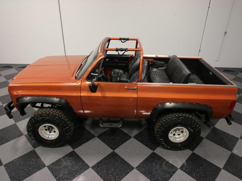 1975 Chevrolet Blazer Streetside Classics Classic