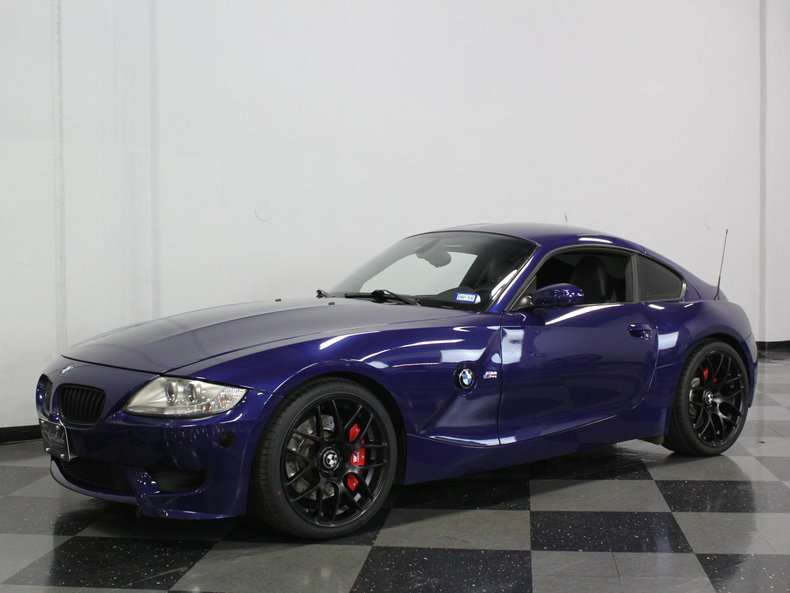 2006 BMW M Coupe
