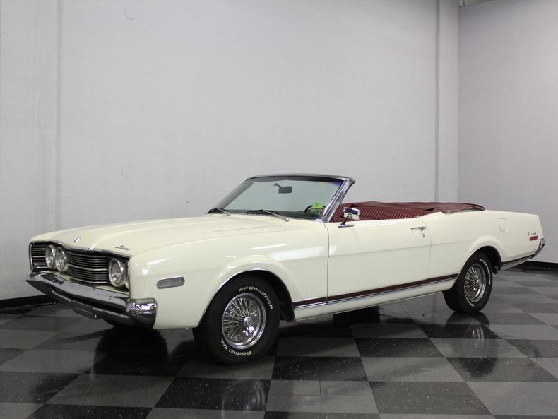 1968 Mercury Montego
