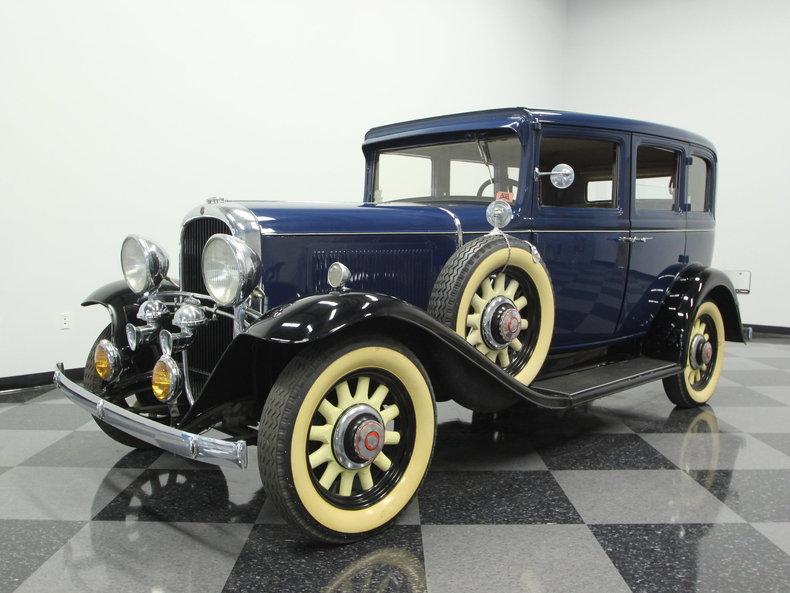 1931 Oldsmobile Deluxe