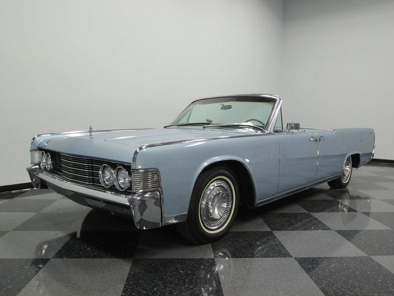 1965 Lincoln Continental Ebay