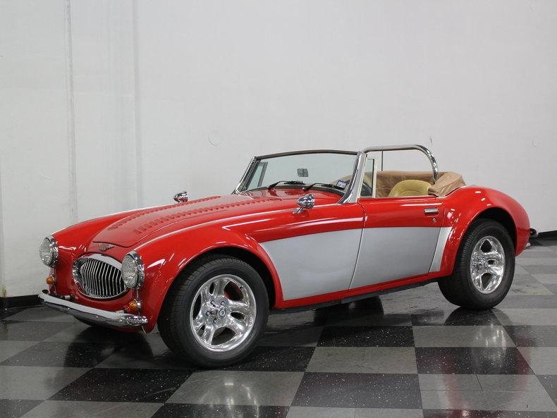 1964 Austin Healey 3000 Mark III