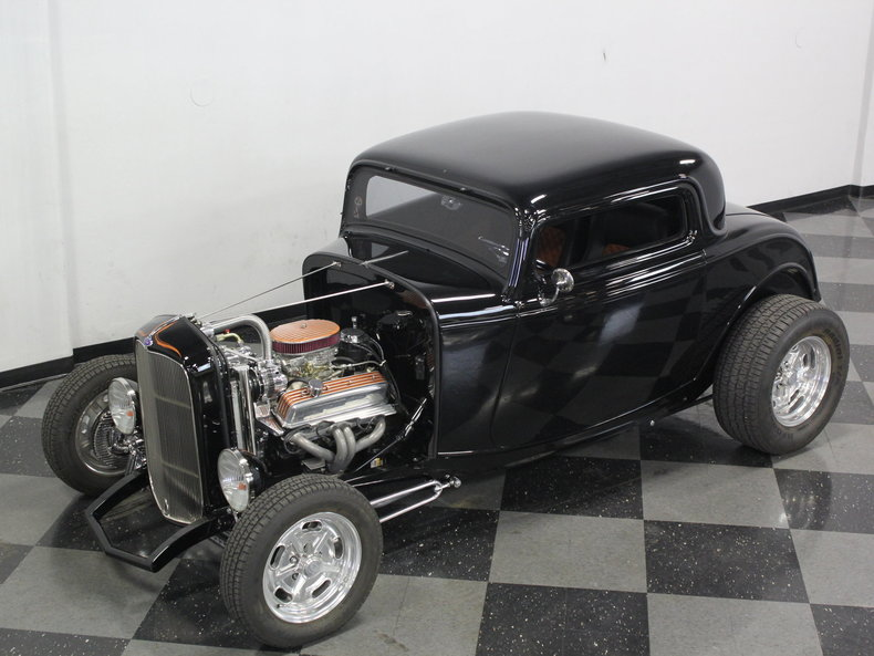 1932 ford 3 window coupe streetside classics the for 1932 ford 3 window coupe chassis