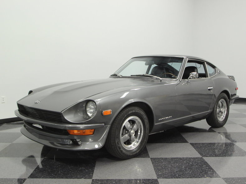 1972 datsun 240z ebay. Black Bedroom Furniture Sets. Home Design Ideas