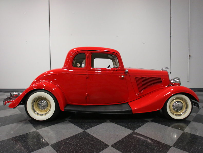 1934 ford 5 window coupe ebay for 1934 ford coupe 5 window
