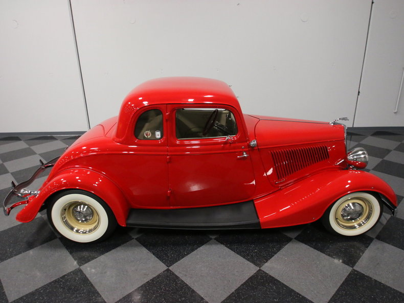 1934 ford 5 window coupe ebay for 1934 ford 5 window