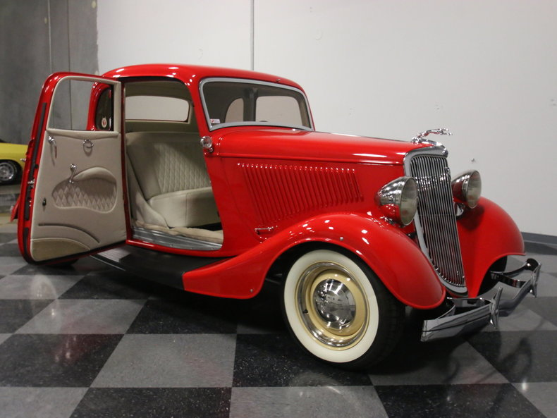 1934 ford 5 window coupe ebay for 1934 ford five window coupe for sale