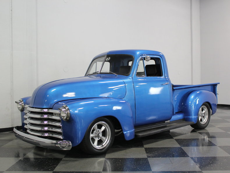 1951 Chevrolet 1/2 Ton Pickup