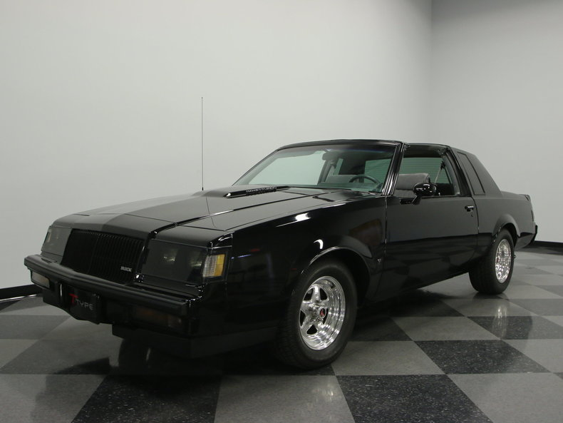 1987 Buick Regal T Type Turbo