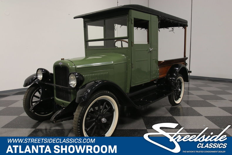 1926 Chevrolet Canopy Express Truck