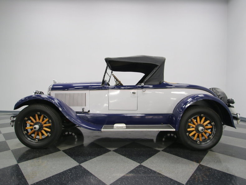 1924 Chrysler B-70 Roadster