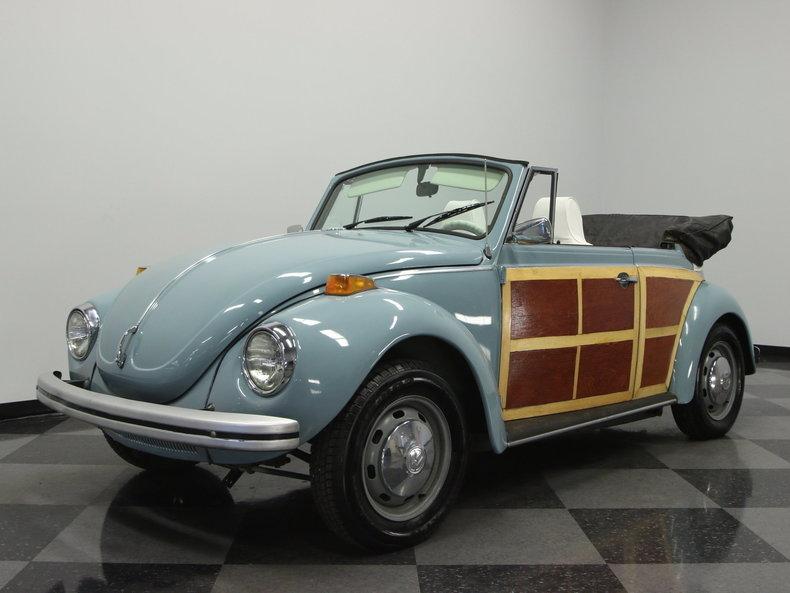 1972 Volkswagen Beetle Karman